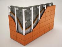 Система вентилируемых фасадов для терракотовой плитки в Оренбурге