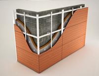 Система вентилируемых фасадов для HPL-панелей